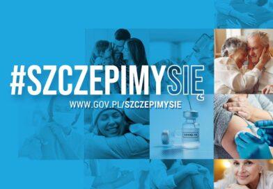 Rejestracja na szczepienia dla seniorów