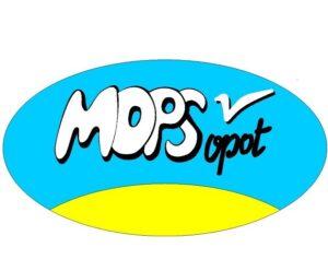 Logo MOPS Sopot