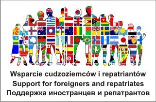 Wsparcie cudzoziemców i repatriantów